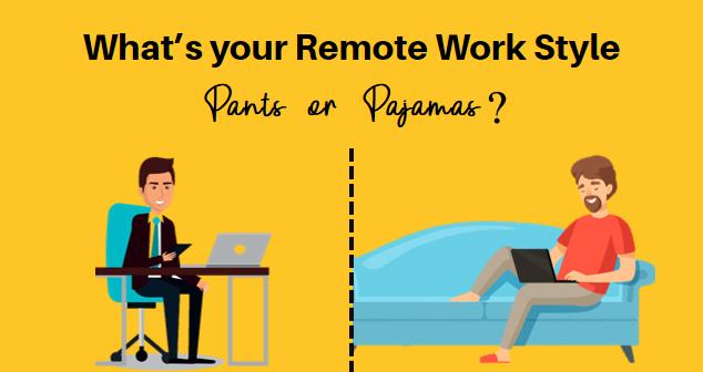 Remote Work Style